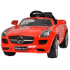 Mercedes SLS 6V Kids Ride On Battery Powered Wheels Car - Red