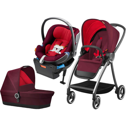 GB 3 in 1 Maris Stroller - Dragonfire Red
