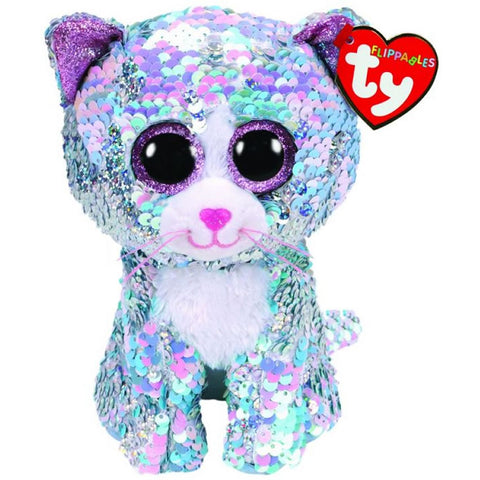 "TY Flippables Sequin Plush 6"" - Whimsy"
