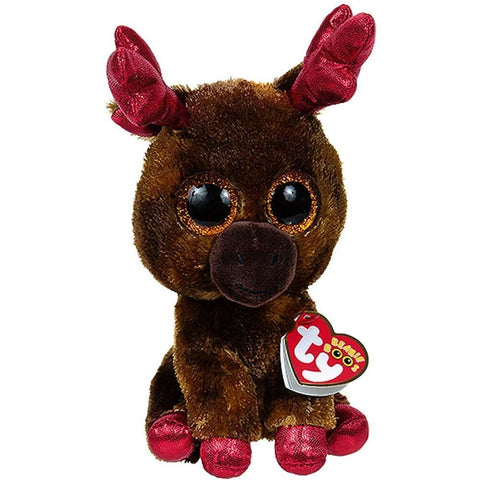 "TY Beanie Boos 6"" - Maple the Moose"