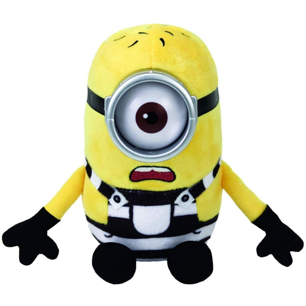 TY Despicable Me 3 Carl, 7""