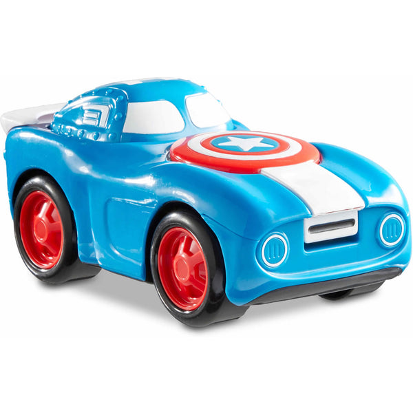 Marvel Super Hero Adventures Smash Squad, Captain America