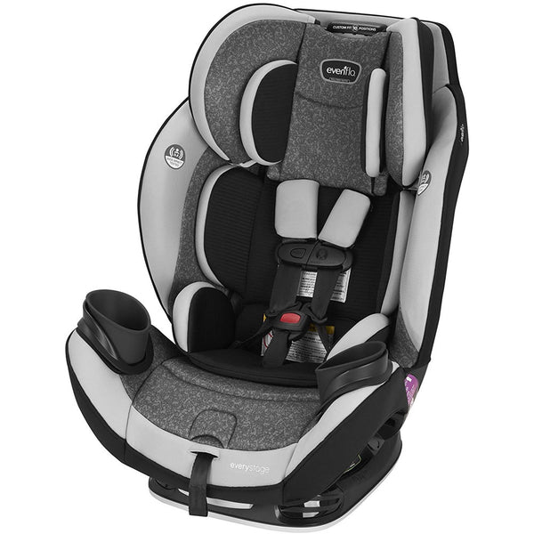 Evenflo EveryStage DLX All-in-One Convertible Car Seat, Highlands