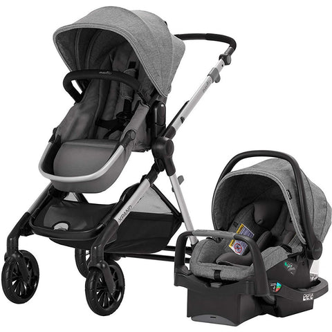 Evenflo Pivot Xpand Modular Travel System - Percheron