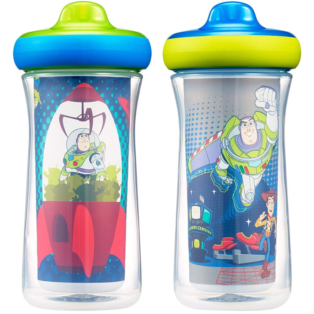 The First Years Disney Insulated Hard Spout Sippy Cups - Toy Story