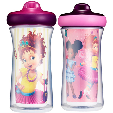Disney Insulated Hard Spout Sippy Cups - Fancy Nancy