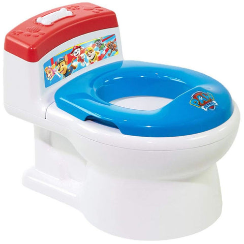 Nickelodeon Paw Patrol Chase Potty & Trainer Seat