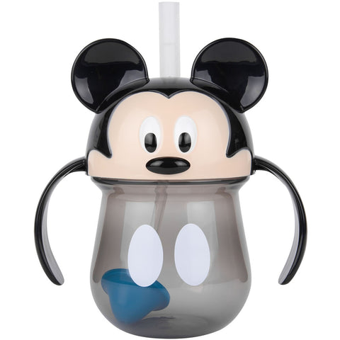 Disney Mickey Mouse Weighted Straw Sippy Cup 7oz