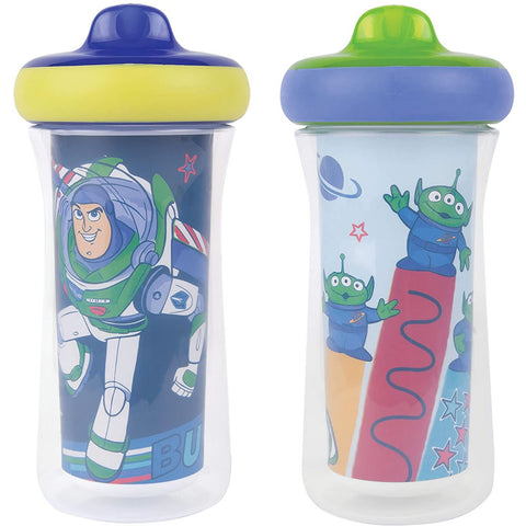 Disney/Pixar Toy Story Insulated Sippy Cup 9 Oz - 2pk