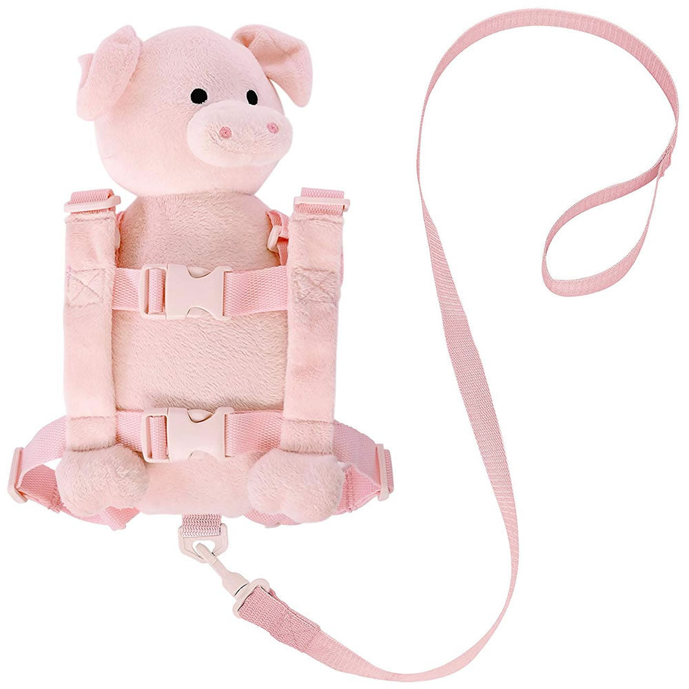 Goldbug Animal 2 in 1 Safety Harness, Pig
