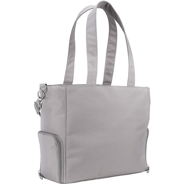 Dr. Brown's Breast Pump Carryall Tote, Gray