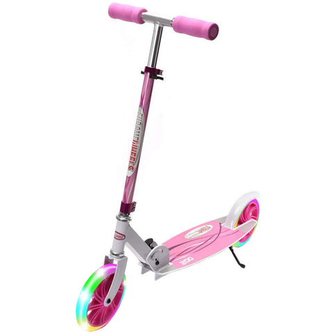 Chrome Wheels New Dash Glidekick Scooter - Pink