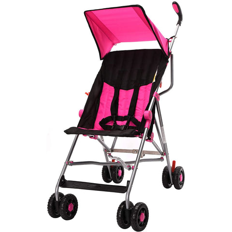 Wonder Buggy Taylor Two Position Stroller, Pink