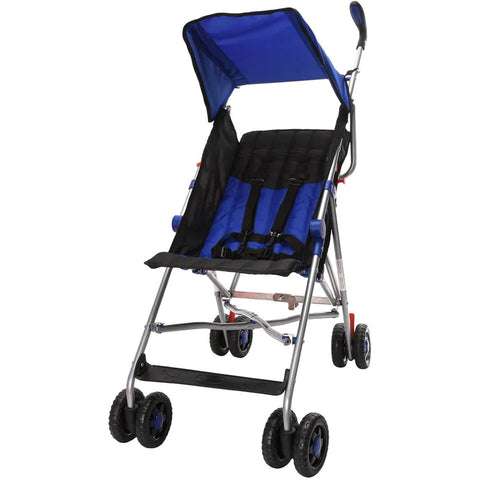 Wonder Buggy Taylor Two Position Stroller, Royal Blue