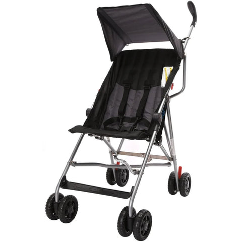 Wonder Buggy Taylor Two Position Stroller, Black