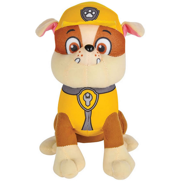 "Nickelodeon Paw Patrol Plush Toy 7"" - Rubble"