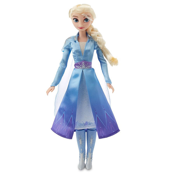 Disney Frozen II Elsa Singing Doll 11''