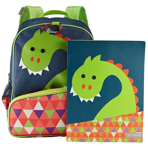 JJ Cole Collections Little Backpack, Dragon