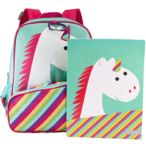 JJ Cole Collections Little Backpack, Unicorn