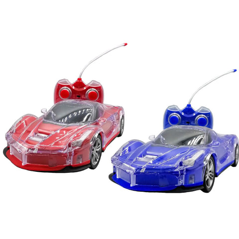 Xu Jun Compete in Speed RC 1:18 Scale, Color May Vary