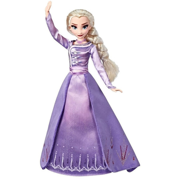 Disney Frozen II Arendelle Elsa Fashion Doll with Outfit
