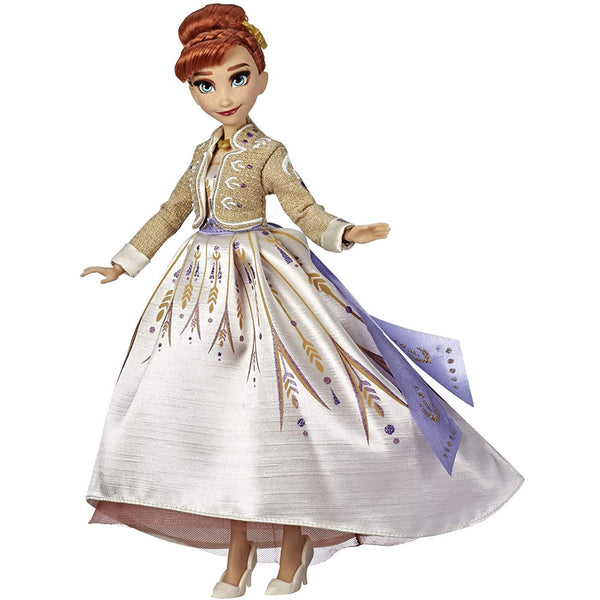 Disney Frozen II Arendelle Anna Fashion Doll with Outfit