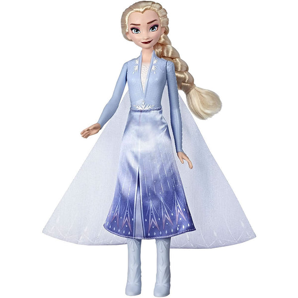 Disney Frozen II Magical Swirling Adventure Doll 11'', Elsa