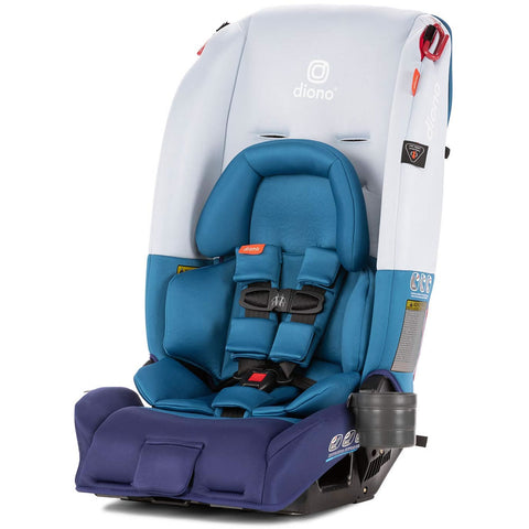 Diono Radian 3RX All-in-One Convertible Car Seat, Blue