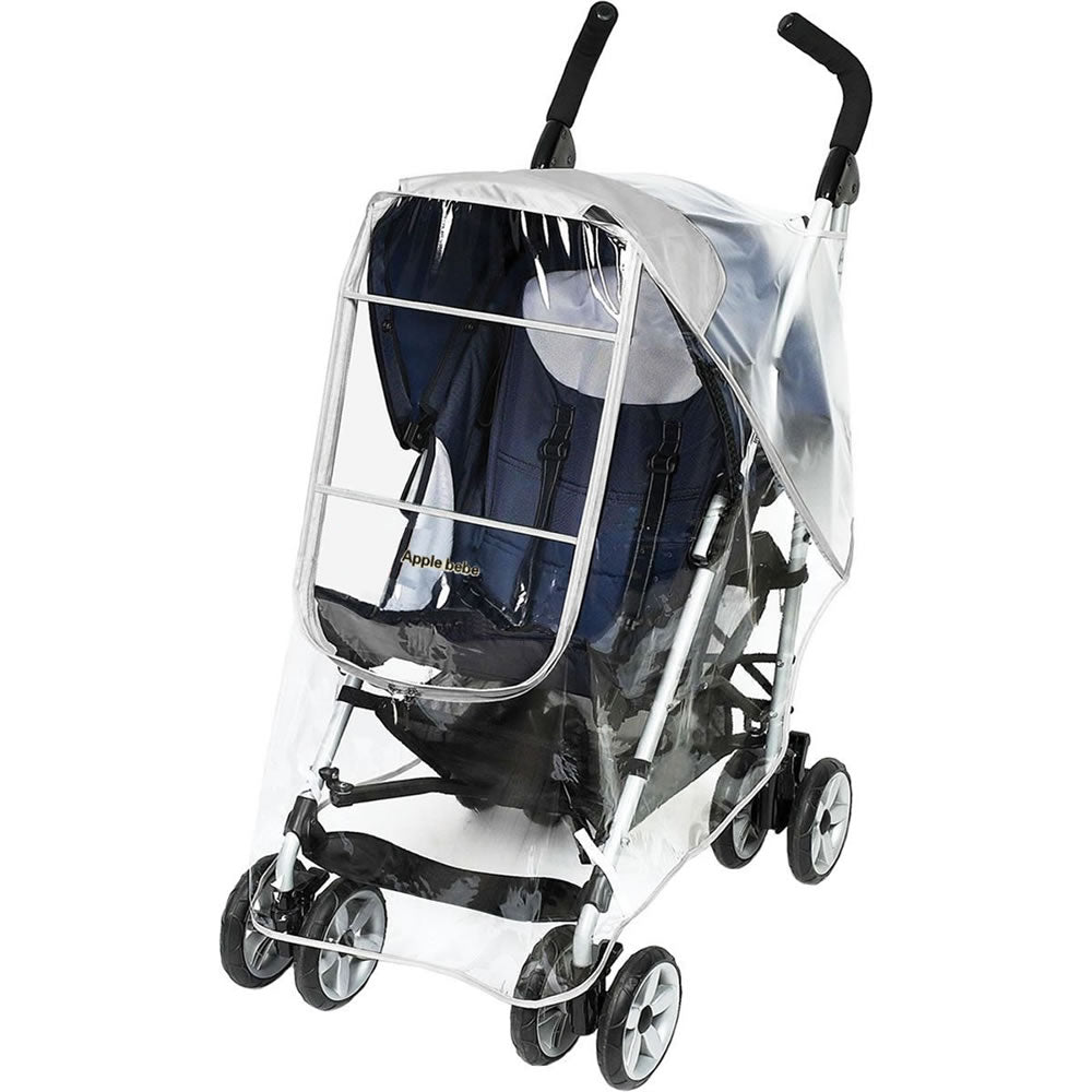 Apple Baby Universal Stroller Weather Shield - XLarge Size