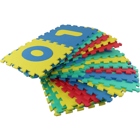 Lollipop ABC Foam Play Mat - Multi Colors
