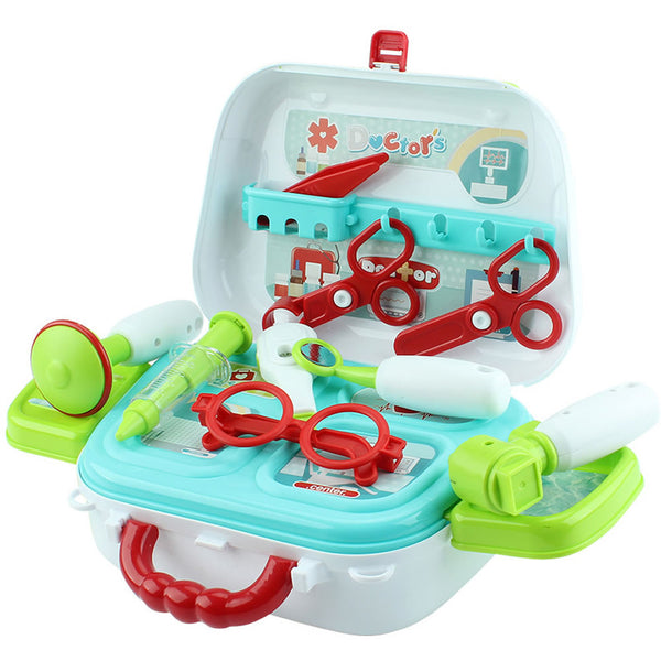 Doctor Kids 2 in 1 Little Doctor Play Set