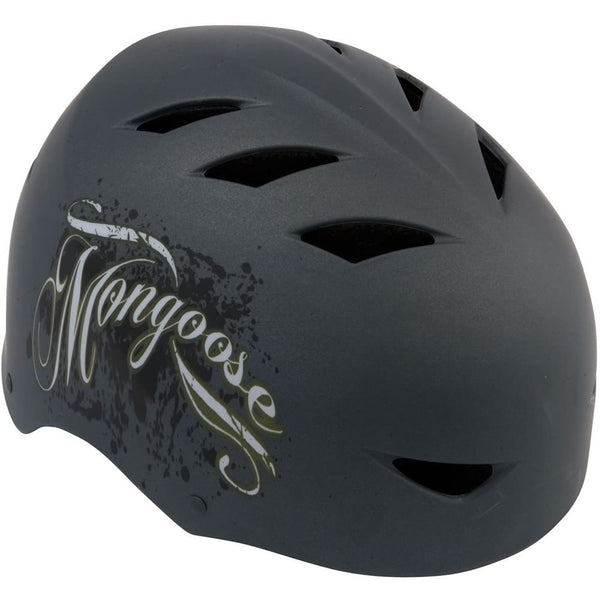 Mongoose Animal Skull Hardshell Youth Helmet