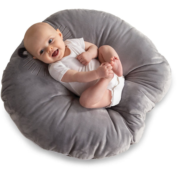 Boppy Preferred Newborn Lounger - Gray Lion