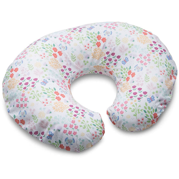 Boppy Original Feeding & Infant Support Pillow, Garden Party