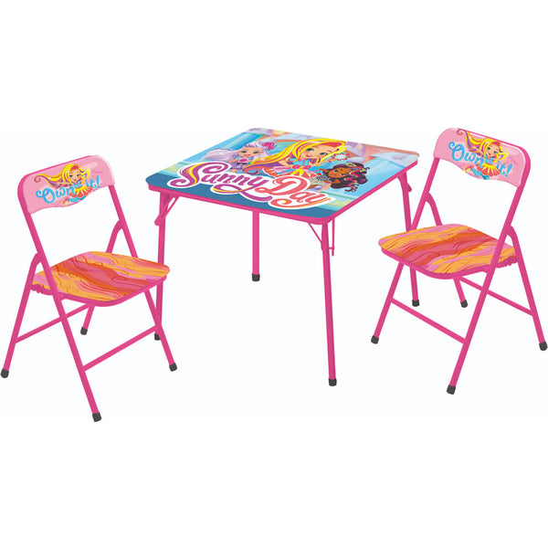 Nickelodeon Sunny Day Table and Chairs Set