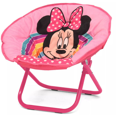 Disney Mini Saucer Chair - Minnie Mouse