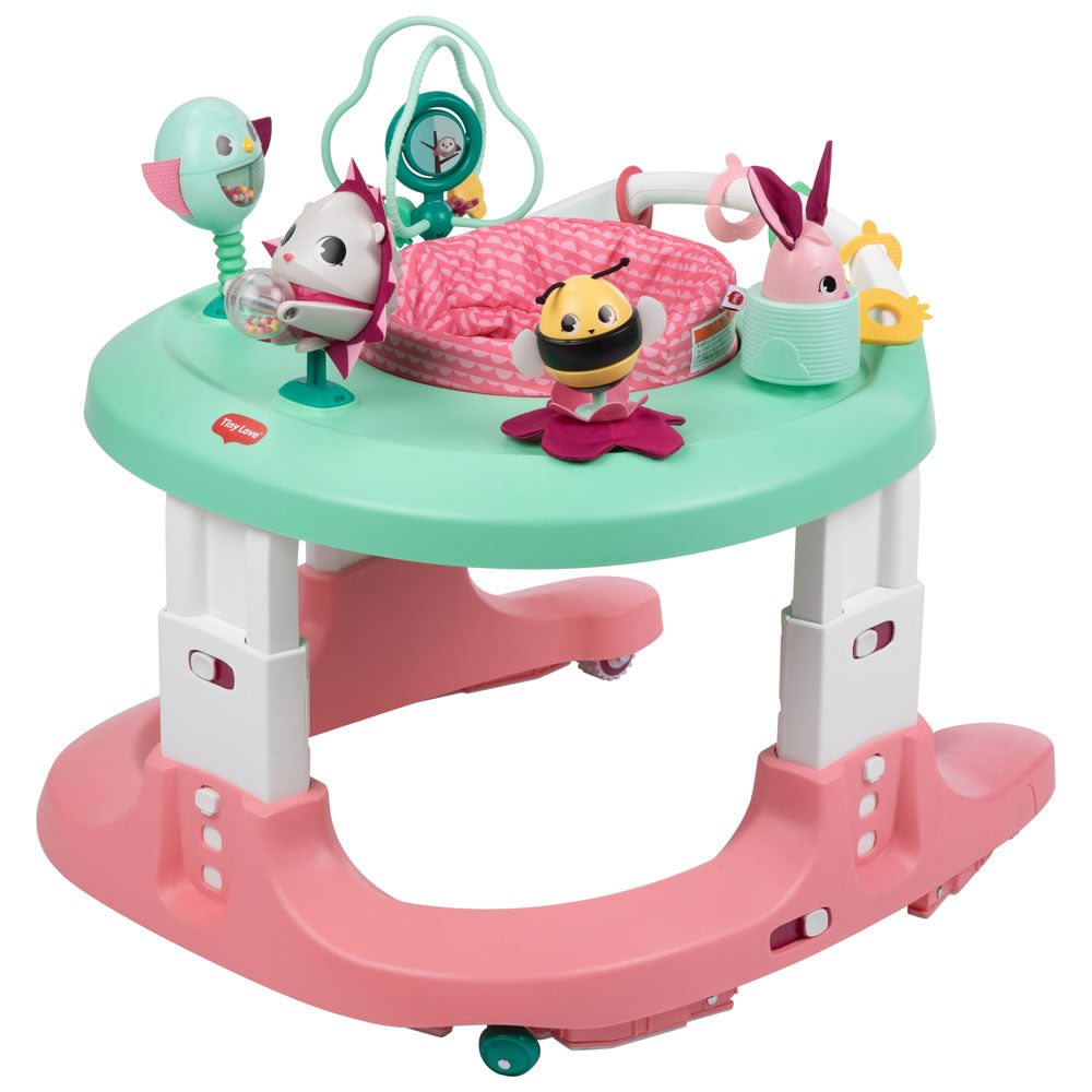 Tiny Love 4-in-1 Here I Grow Mobile Activity Center, Tiny Princess Tales