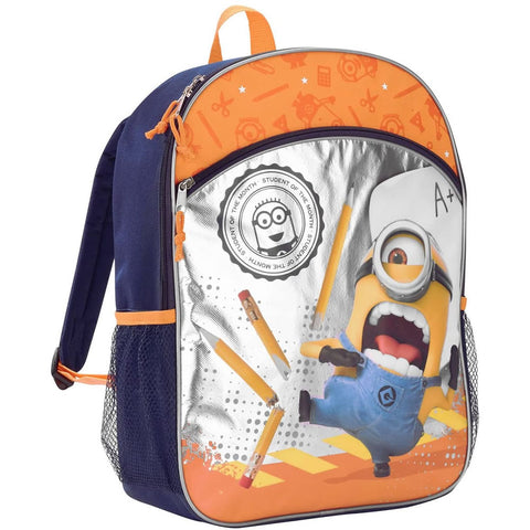 "Despicable Me 16"" School Bag Backpack, Minion"