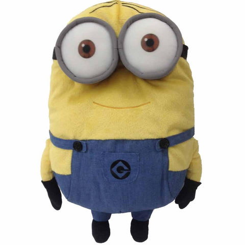 Despicable Me Dave Plush Backpack 12""