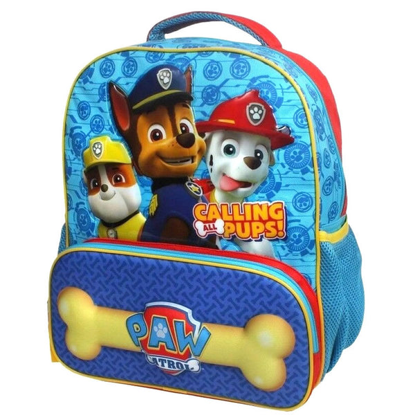 "Nickelodeon Paw Patrol 14"" Backpack, Boy"