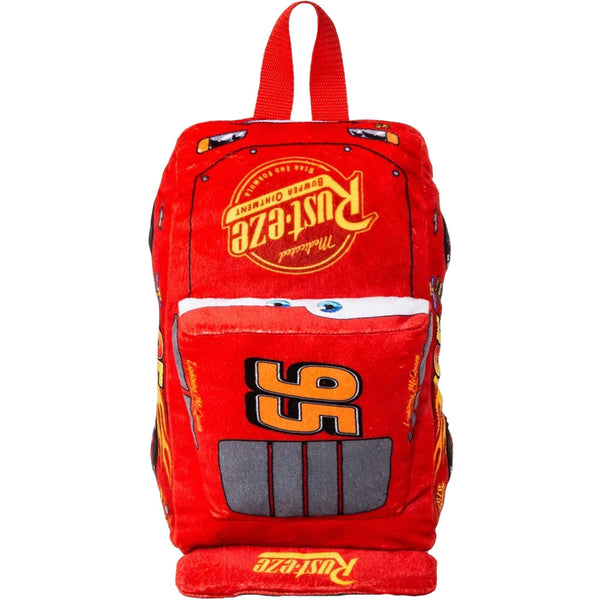 Disney Cars Plush Backpack 12""