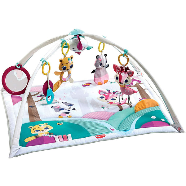 Tiny Love Gymini Deluxe Infant Activity Gym, Tiny Princess Tales
