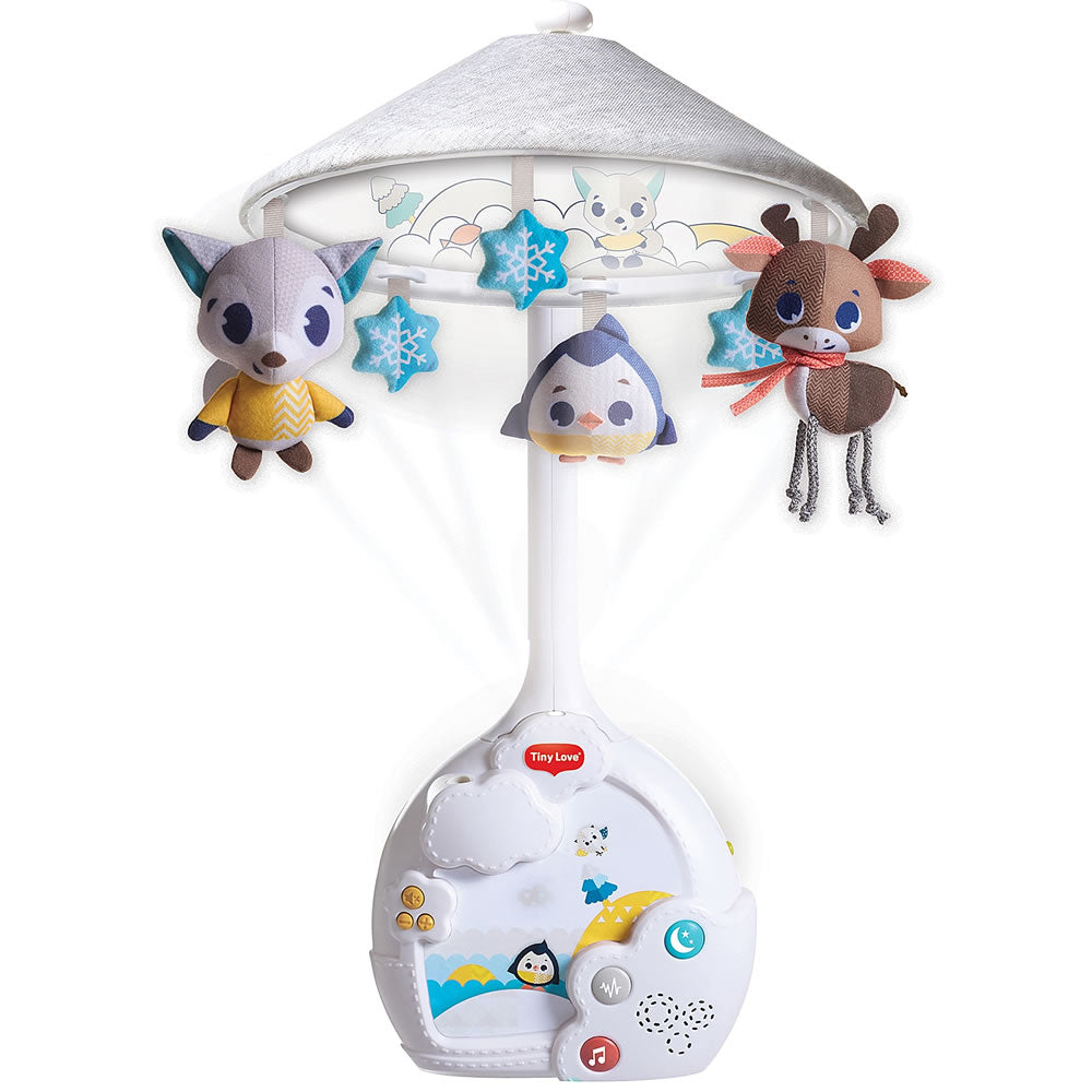 Tiny Love Magical Night 3-in-1 Projector Mobile, Polar Wonders