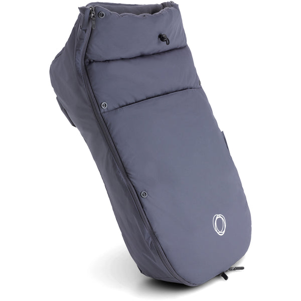 Bugaboo Ant Footmuff, Steel Blue