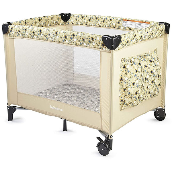 Big Oshi Playard with Carry Bag, Beige