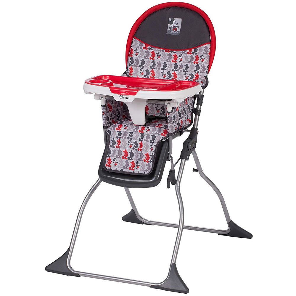 Disney Simple Fold Plus High Chair, Mickey Line Up