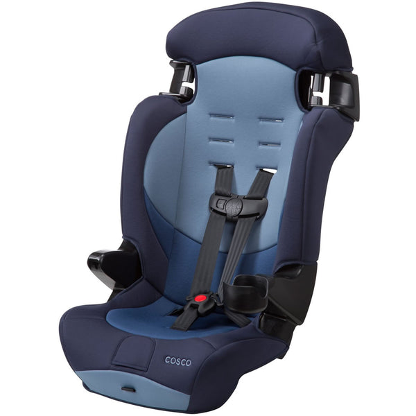 Cosco Finale DX 2-in-1 Combination Booster Car Seat, Sport Blue