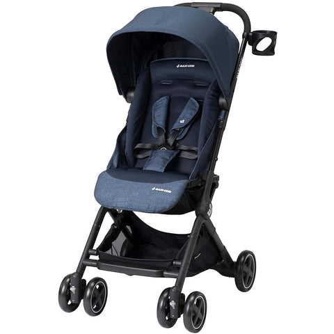 Maxi Cosi Lara Ultra Compact Stroller, Nomad Blue