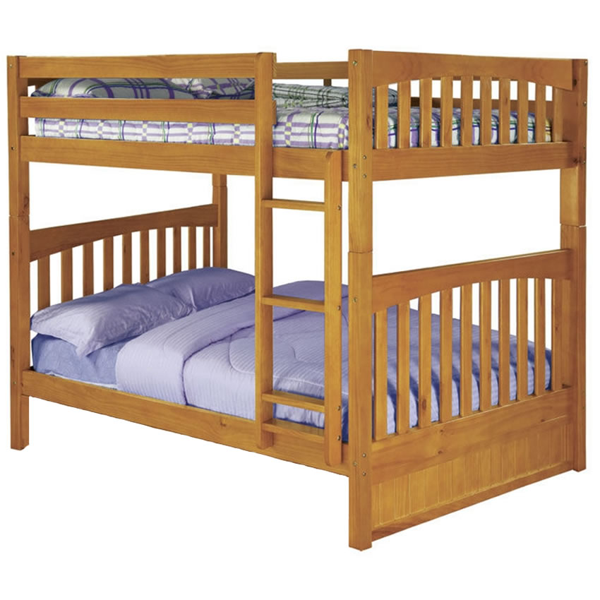 NE Kids Full - Full Mission Bunk 2115 - Honey