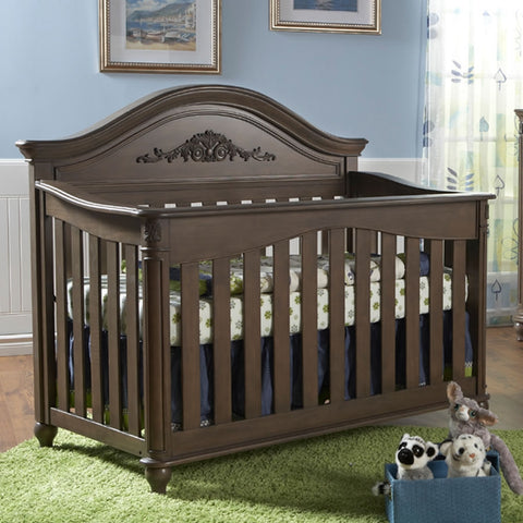 Pali Design Gardena Collection 1800 Forever Crib, Slate